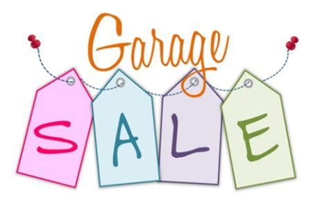 How To Run A Garage Sale by Garage Sale April 9th United Methodist Church The