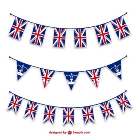 template of union bunting vectors photos and psd files free