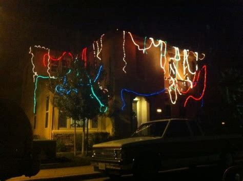 worst christmas light displays 20 times lazy came up with brilliant ideas this
