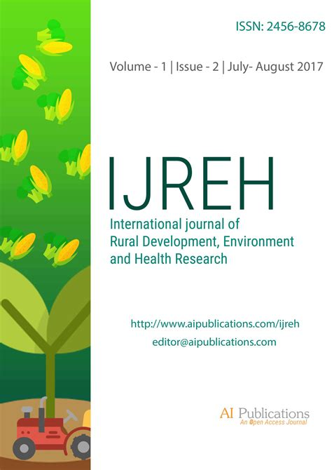 design for environment journal open access international journals ai publications
