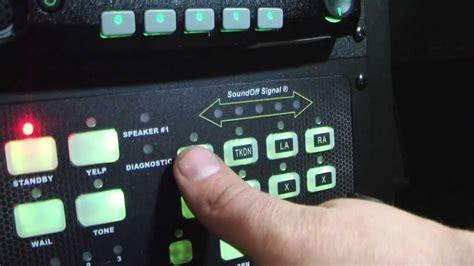 soundoff signal nforce series lighting youtube