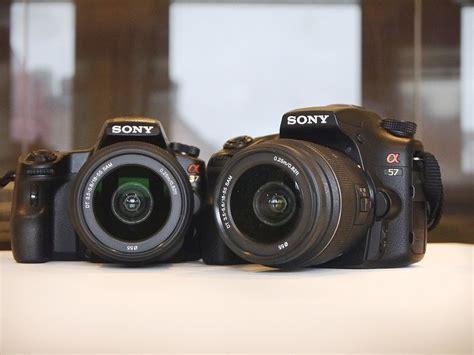 Kamera Sony Slt A57 Test Sony A37 A57 Enkelhet F 246 R Alla Kamera Bild