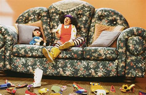 comfy couch the big comfy couch home facebook