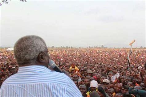 moambique para todos poltica partidos mo 231 ambique para todos dhlakama hoje em ulongue ang 243 nia