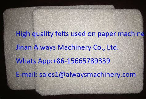 How To Make A Paper Bom - bom paper felt paper mill used press felt 174aa