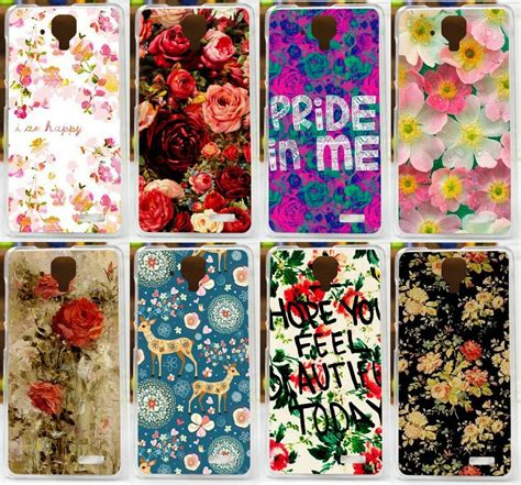 Lenovo A536 A358t Plastik Hardcase 93517 colorful fashion 11 patterns flowers series diy cover for lenovo a536 a358t mobile