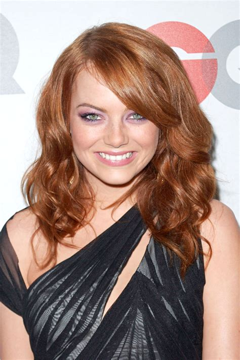 emma stone gq emma stone picture 20 gq men of the year party arrivals