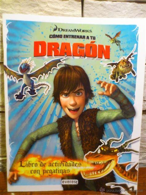 libro how to train your como entrenar a tu dragon dragones libro de comprar merchandising tebeos y comics en