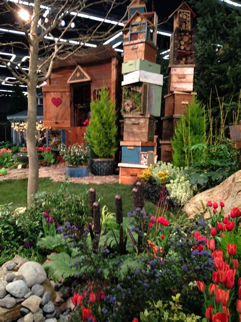 Old Goat Farm 2015 Flower And Garden Show Flower Garden Show Seattle