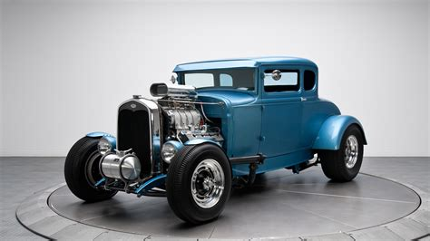 a classic car wallpaper classic car classic rod engine ford hd wallpaper