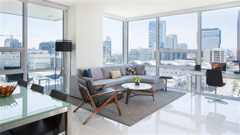 inspiring los angeles apartment level furnished living downtown los angeles 1 bedroom