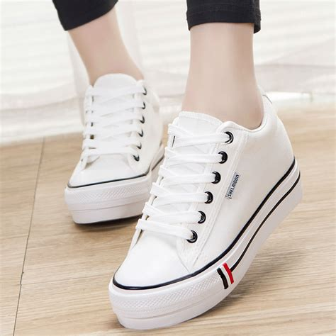 Best Product Nike One High Sepatu Kets Sneakers Wanita Style sale canvas shoes fashion sneakers cloth shoes casual sport inside heighten