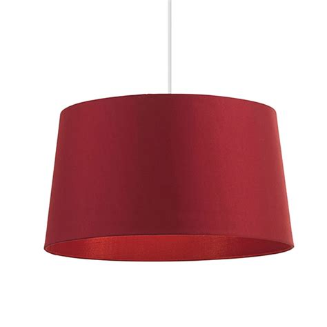 red drum l shade the gallery for drum shade pendant sharper image 6pc