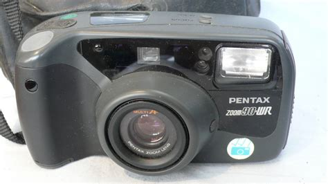 pentax compact pentax zoom 90 wr compact 9 99