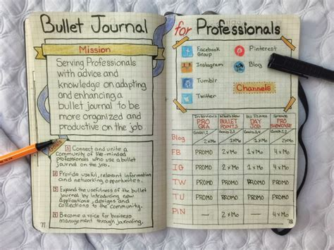 Career Journal Online Work From Home - get organized the creative way with bullet journaling