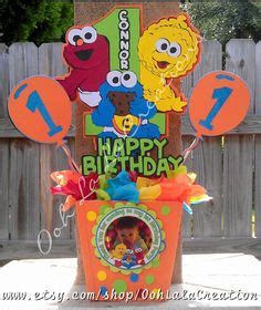 1000 images about sesame street party on pinterest