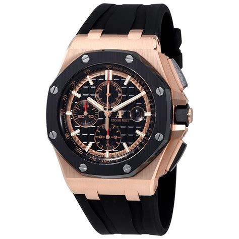 Audemars Piguet audemars piguet royal oak offshore black mega tapisserie