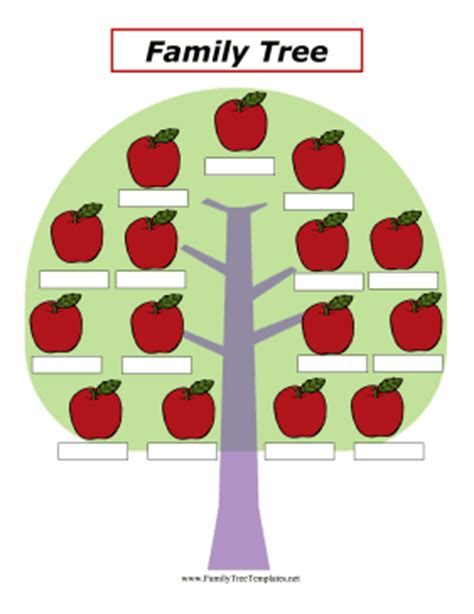 Family Tree Templates For Mac family tree template family tree template apple