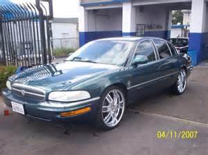 98 Buick Park Avenue Ultra Slowloudbanginxx 1998 Buick Park Avenue Specs Photos