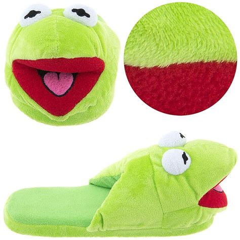 kermit slippers kermit the frog slippers for pajamas