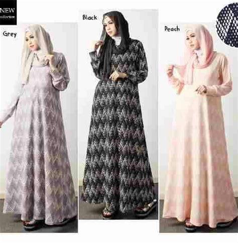 Baju Wanita Muslim Makuta Maxy Black Grey baju maxi delia a107 jaguard busana muslim remaja