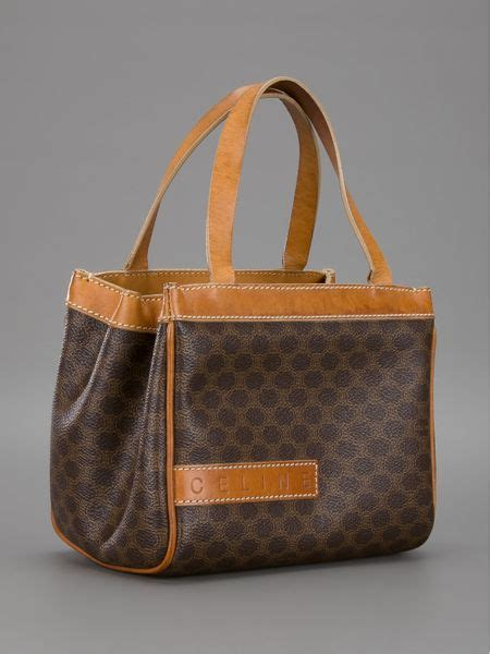 monogram tote bags celine brown monogram handbags