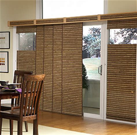 Sliding Panel Track Blinds Patio Doors Mike S Window Treatments Inc Panel Tracks