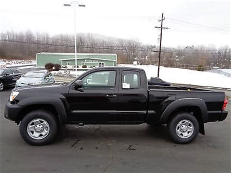 Toyota Tacoma 4 Cylinder Toyota Tacoma 4x4 4 Cylinder Reviews Prices Ratings