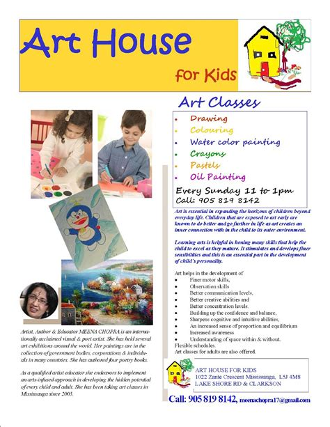 craft classes for house for at lakeshore mississauga