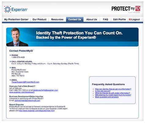 experian phone number experian protectmyid images frompo