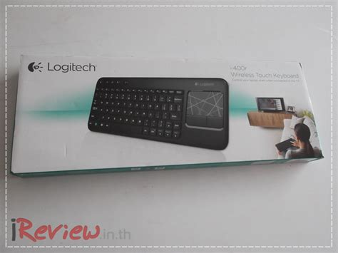 Logitech Wireless Keyboard K400r ร ว ว logitech wireless touch keyboard k400r quot เบา อ ด ทน quot