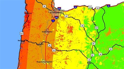 earthquake oregon recent earthquakes likely won t trigger nw quake kgw com