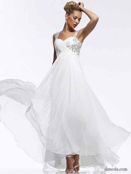 abiye elbiseler beyaz moda abiyejpg beyaz abiye elbise modelleri 2014 3k moda