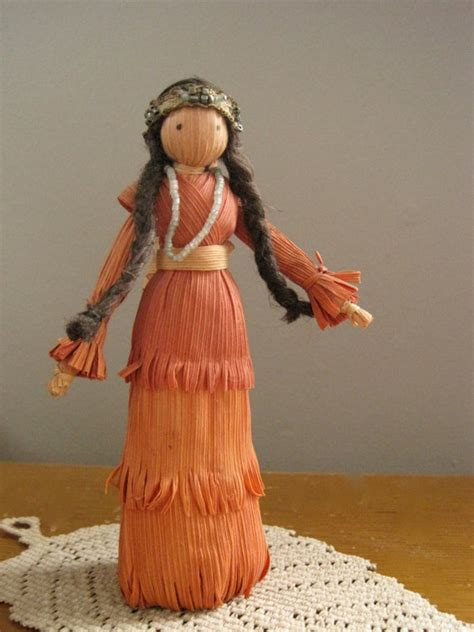 corn husk doll images 149 best how to make corn husk dolls images on