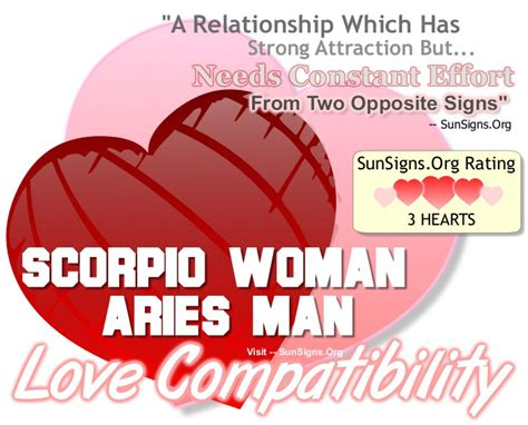 aries man scorpio woman my wife loves anal