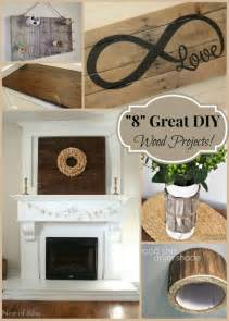 How To Give Your Bedroom A Makeover - quot 8 quot great diy wood projects