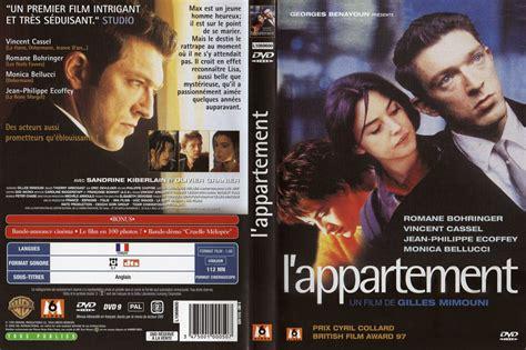 l appartement movie jaquette dvd de l appartement cin 233 ma passion
