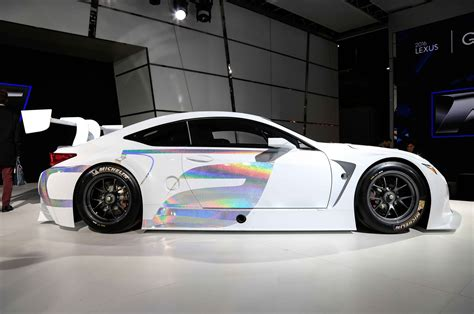 lexus rc modified lexus set to go racing in 2016 with the rc f gt3