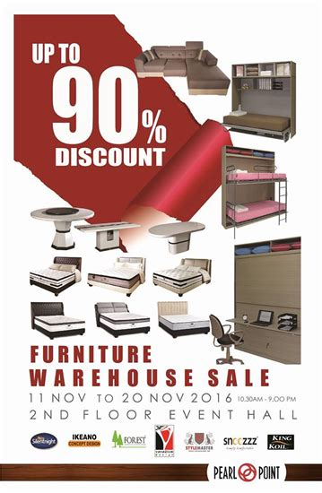 pearl point shoppint mall furniture warehouse sale