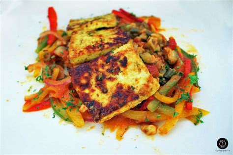 Grilled Cottage Cheese by Serenade Welcomhotel Vista Panchkula Kalapalette