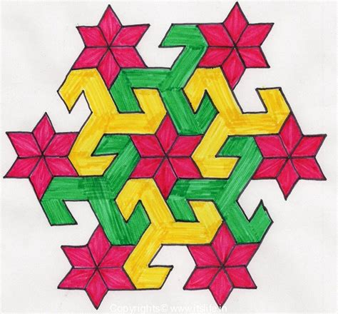 pattern of drawing rangoli draw rangoli patterns