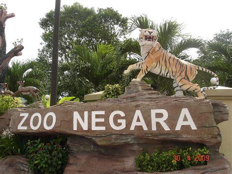 Acre Land by Zoo Negara National Zoo Kuala Lumpur Malaysia