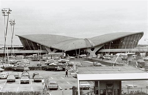 Mid Century Architecture ohny twa flight center design pulse knoll
