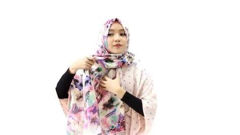 youtube tutorial hijab simple pashmina tutorial hijab pashmina pattern simple youtube