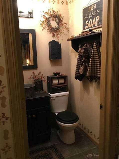 Best 25 Primitive Bathrooms Ideas On Rustic