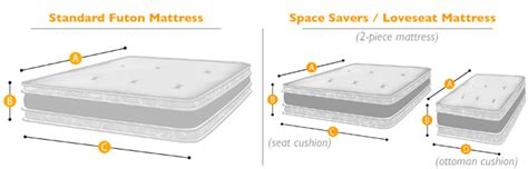 Measurements Of A King Mattress by Coconut Coir Mattress Coco Mattress Non Toxic Mattress