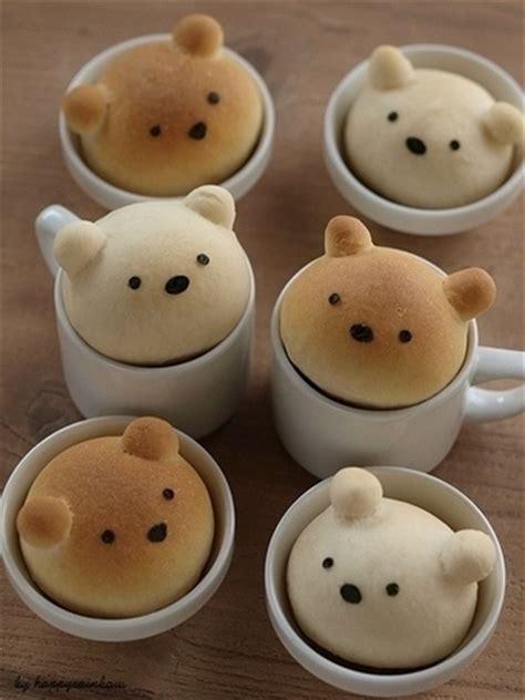 Bear Buns   Super Cute Kawaii!!