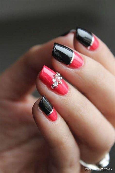 imagenes de uñas acrilicas bien bonitas decoradas con pedreria 12 dise 241 os de u 241 as acr 237 licas que te dejaran con la boca