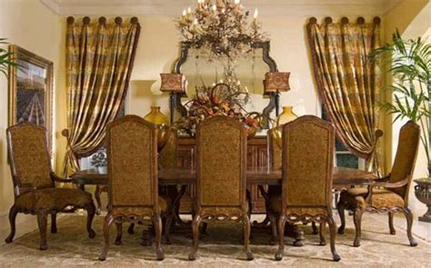 formal dining rooms luxury home trends