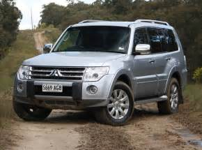 Mitsubishi Pajero Exceed Review Mitsubishi Pajero Exceed Picture 7 Reviews News